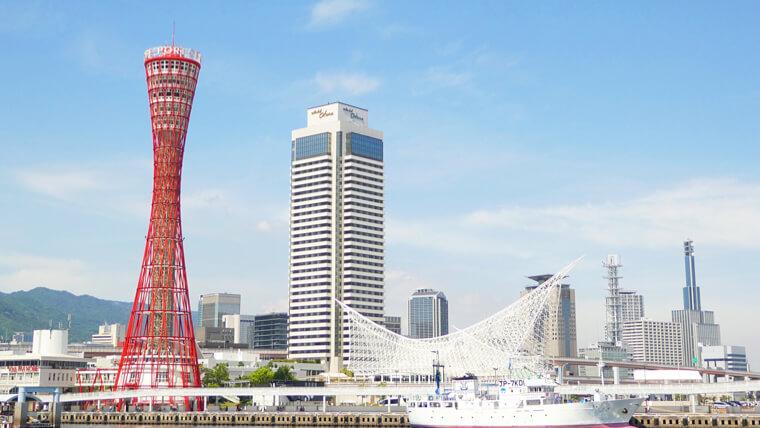 格安駐車場アプリPeasy(ピージー)が使える神戸の駐車場一覧