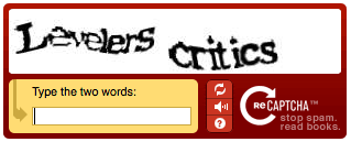 reCAPTCHAv1
